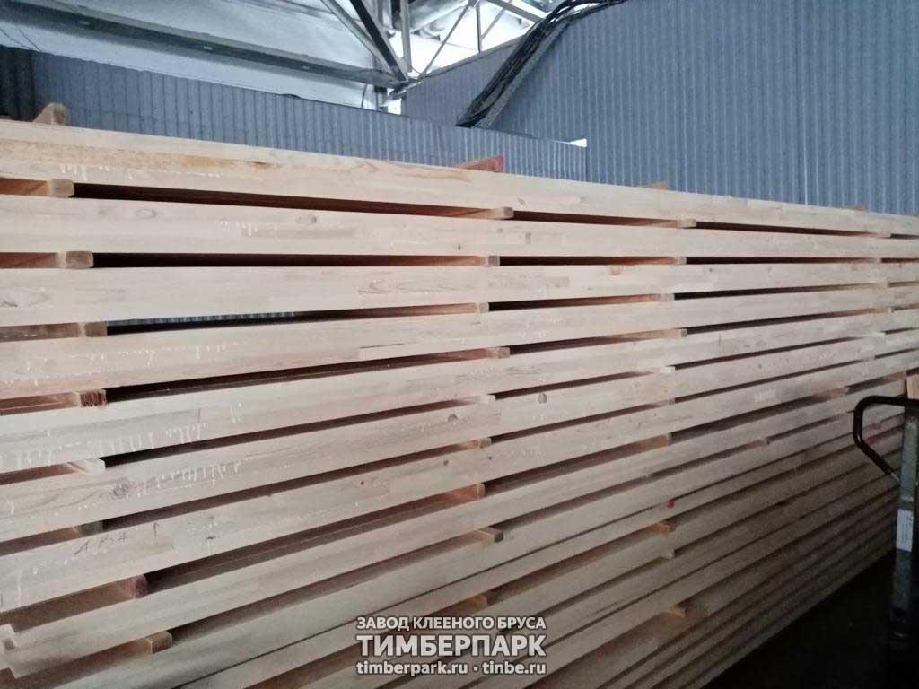 производство конструкционного бруса